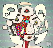 Fragmented Self by SuperPhazed