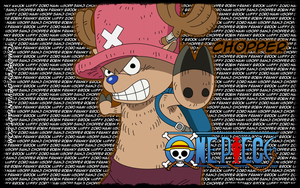 Chopper Straw Hat Pirate - OP by TomOstry