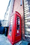 Red phone box by TheLifeOfGabby