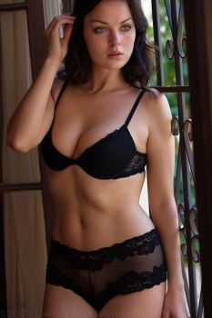 BetceeMay9, Black Lace, 048 by photoscot