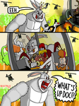BUGS KONG: ''YOU'RE ALL GONNA BE COOKIN'' by RollerTroller699