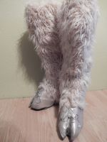 Alicorn costume - hoof boots by queenofeagles