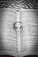 Bible, Ring, and a Heart by 05Rex