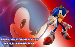 One Hedhedgehog To Rule Them All by Supremechaos918