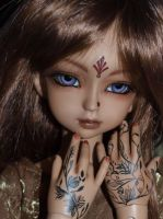 Dollmore Suntan Asha by Amaranthe-Arts