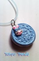 Oreo Cookie Necklace Collection 3 by Tokyo-Trends