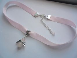 RoseQuartz Pink Angel by Eve-the-Angel1399