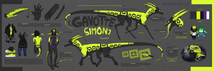 Gavotte Simon by TheBlueDrakeOfDoom