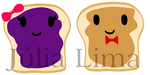 Peanut Butter and Jelly by JuliaMLima