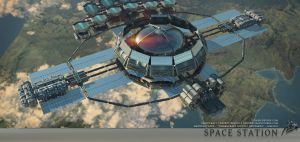 Space Center - CDS 28092009 by tigaer