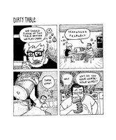 Dirty Table by Hemato
