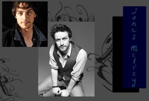 James McAvoy by onyxfaerie7