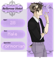 Bellerose Hotel - Ryan by Zaliviel