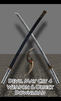 Devil May Cry 4 Weapon and Object Download by XxXSickHeartKunXxX