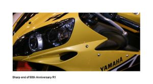 Yamaha R1 Anniversary Edition by Andrew-and-Seven