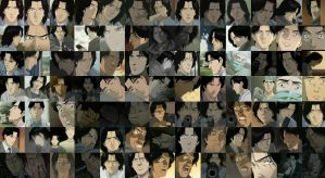 Dr. Tenma Icon Collage by Simmeh