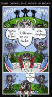 Ding Dong the Megs is Dead by Epscillion