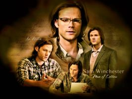 Man of Letters by Nadin7Angel