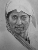 Work In Progress _ Rajasthan by mtart-cn