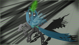 Queen chrysalis wallpaper by o3oXMAGICxXxIR3Xo3o