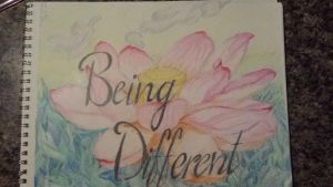 Being Different by Jessee-May