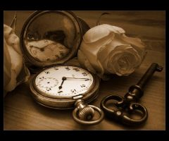 The Key to Time Past by Forestina-Fotos