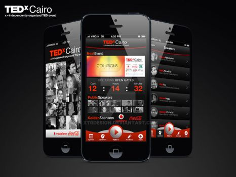TEDxCairo by XtrDesign