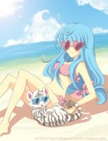 Colossalcon - Summer Time by MoogleGurl