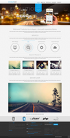 Evolution - Responsive Multipurpose template by thunder86rulz