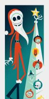 Nightmare Before Christmas by Montygog