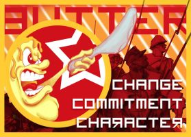 Change, Commitment, Character by mugshotpro