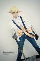 White Smith as Me From Ragnarok Online (Full Body by waynelhubxu