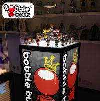 Bobble Budds Gallery Display by BobbleBudds