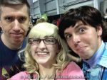 Todd Nauck / The Big Bang Theory Selfie by BrittyDee