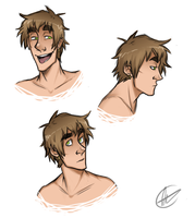 Arthur expression practise by SarcasticBrit