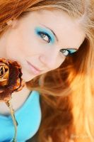 Kiss from a rose by antoanette