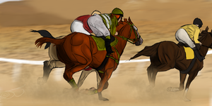 Denhal Stakes 2015 ::The Apocalypse:: Show entry by Winter-Pine-Farms