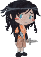 CHIBI PIPER by chinesedemigod