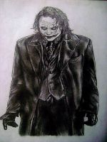 The Joker by IgorChakal