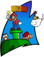 Super Mario Bros. by Buml0r