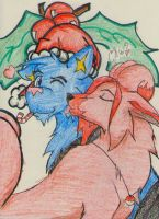 Merry Xmas Chad by OmegaFoxy