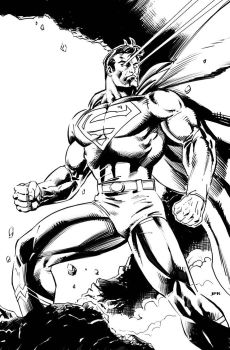 Superman Ink by JPR04
