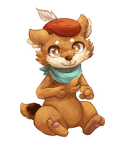 Beret by Middroo