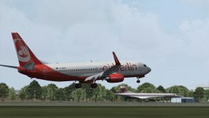 Air Berlin 737-800 by Boeing787