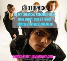 My Chemical Romance photopack by Knives-PensT