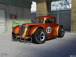 Power Hot Rod by cipriany