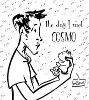 the day I met COSMO by tarunbanned
