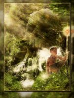 Younglings quest for adventure by brandrificus