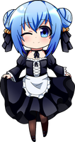 (C) Chibi Bell by PoI-Frontier