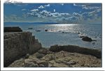 Acre's wall by ShlomitMessica